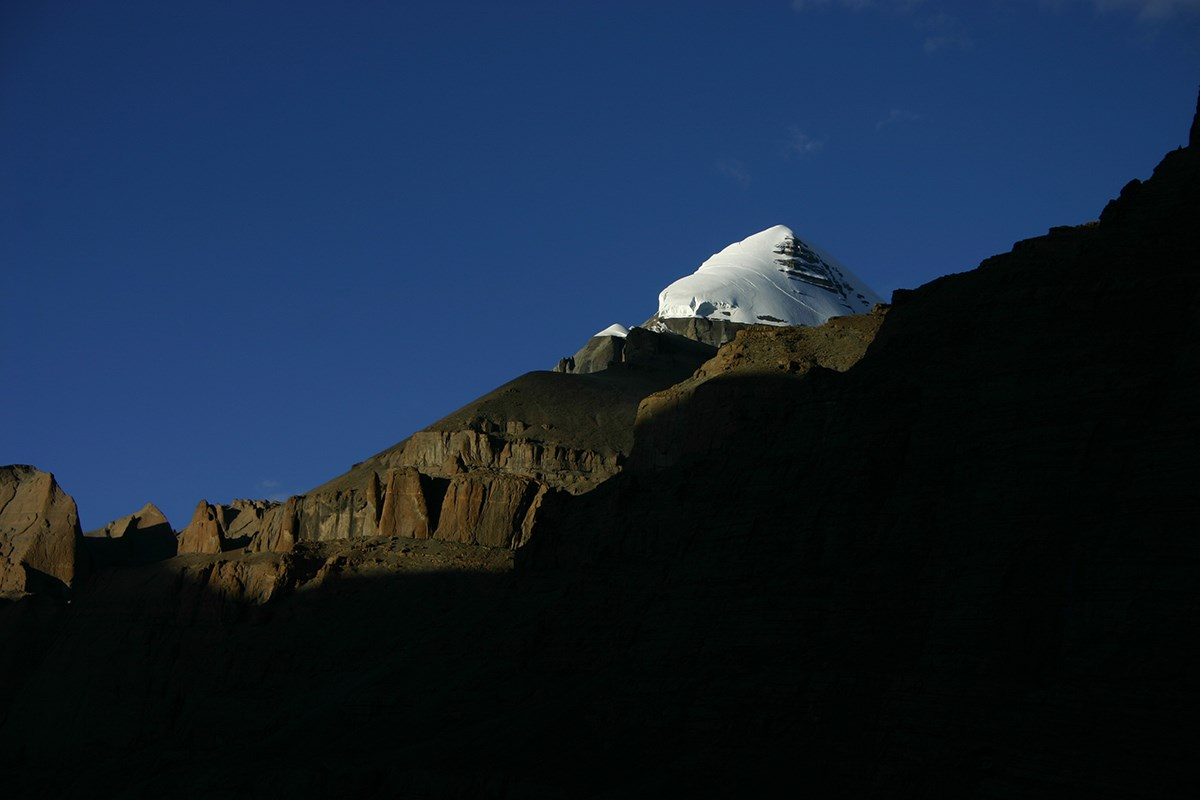 Holy Mountain Kailash