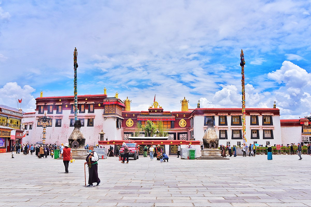 Jokhang Temple | Photo by Liu Bin