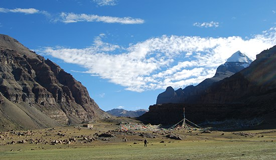 Overland Travel from Tibet to Nepal with Trekking around Kailash