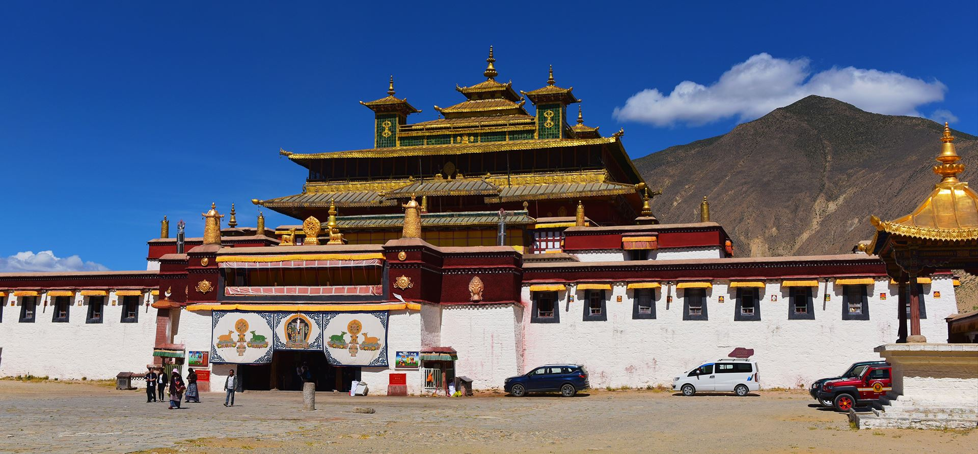Discovery Travel from Central Tibet to Everest