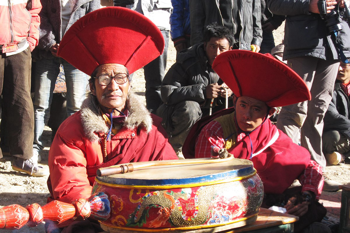 Saga Dawa Festival at Kailash | Photo by Thubten