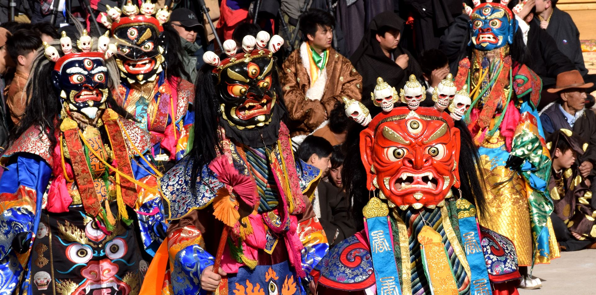 Monlam Festival Tour in Tongren and South Gansu 2021