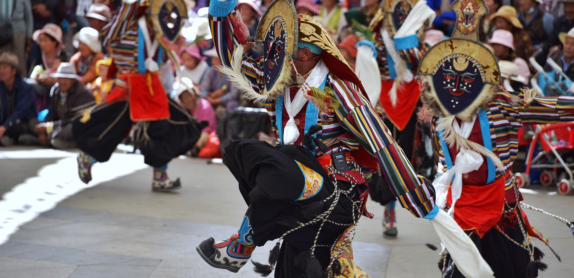 Tibet Tour during Shoton Festival in Lhasa and Horse Racing Festival in Naqu 2021