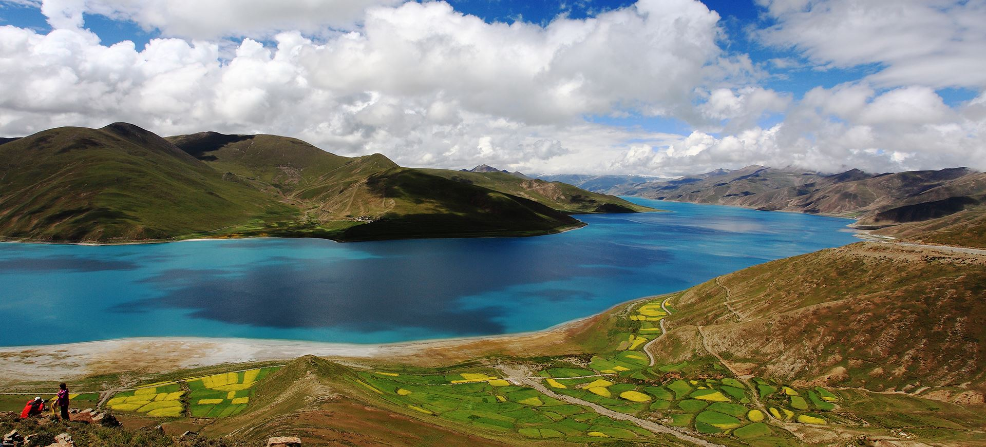 Tibet Classic Tour with Tibet Train from Lhasa to Xining