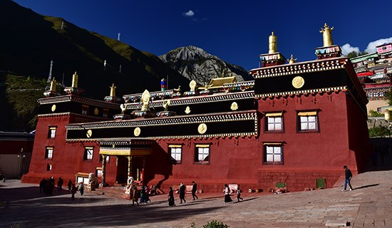 Unique Cultural Treasure of Tibet