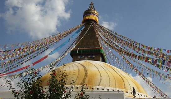 Overland Tour from Beijing via Xian, Lhasa and Everest BC to Kathmandu